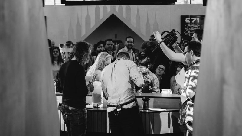 The Judges & MCs for Coffee Masters NYC 2017 Are…