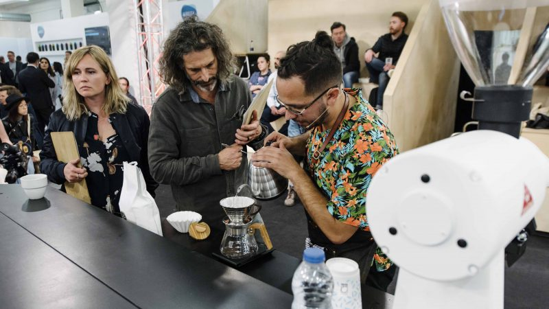 Announcing…. Coffee Masters – London 2019 Judges and MCs