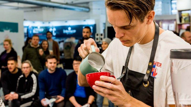 Coffee Master Rob Clarijs Shares His Winning Insights